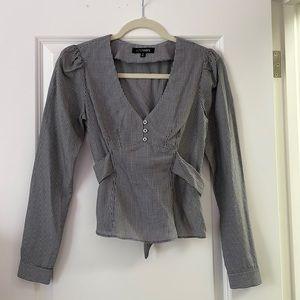 Intermix blouse